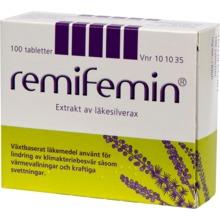 Remifemin - Tablett 100 tablett(er)