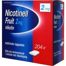 Nicotinell Fruit - Nikotintuggummi
