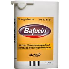 Bafucin - Sugtablett 50 styck