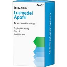Apofri - Lusmedel 50ml