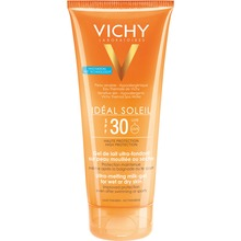 Vichy - Ideal Soleil gel-sollotion SPF 30 200 ml