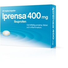 Iprensa - Kapsel, mjuk 400 mg 20 kapsel/kapslar