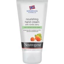 Neutrogena - Nourishing handcream Nordic berry 75 ML