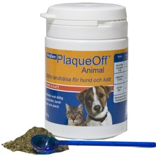 PlaqueOff Animal - PLAQUEOFF ANIMAL PULVER 60g