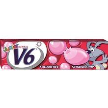 V6 - Bubblegum Strawberry 22 G