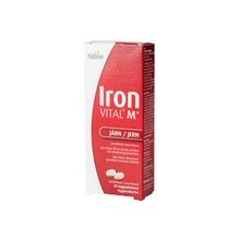 Iron Vital - Järntillskott med folsyra 30st