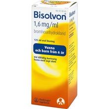 Bisolvon - Oral lösning 1,6 mg/ml 125 milliliter