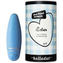 Belladot - Ester Klitorisvibrator blå 1st