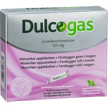 Dulcogas - Dulcogas pepparmint 18st