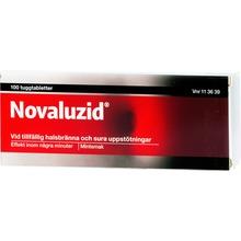 Novaluzid - Tuggtablett 100 styck