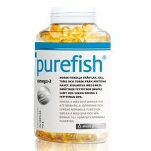 Purefish Elexir Pharma - Kosttillskott med omega-3 180 kaps