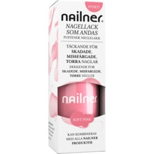 Nailner - Nagellack Soft Pink 8 ml
