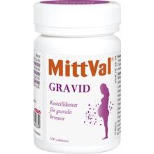 MittVal - Kostillskott för Gravida 100 st