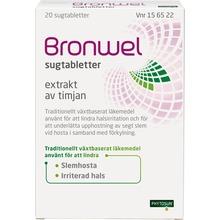 Bronwel - Sugtablett 20 styck