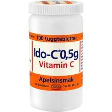 Ido-C - Tuggtablett 0,5 g 100 styck
