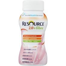 - drickfärdigt, komplett kosttillägg, jordgubb 4 x 200 milliliter
