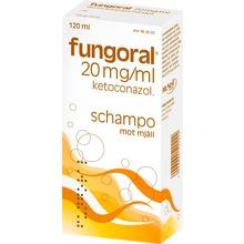 Fungoral - Schampo 20 mg/ml Ketokonazol 120 milliliter