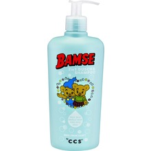 Bamse by CCS - 2 in 1 450 ml