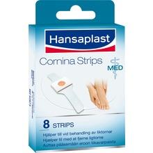 Hansaplast - HANSAPLAST CORNINA STRIPS 40% 8 stk