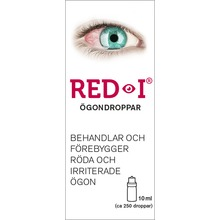 RED-I - Ögondroppar 10ml
