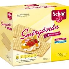 - Schär, glutenfritt smörgåsrån 100 gram