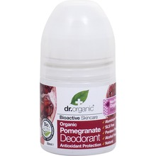 Dr. Organic - Deodorant Granatäpple 50ml