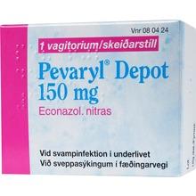 Pevaryl Depot - Vagitorium 150 mg 1 styck