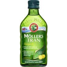 Möllers - Tran citron 250 ML