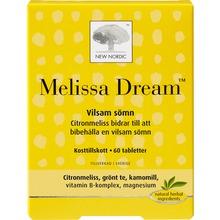New Nordic - Kosttillskott Melissa Dream 60 st