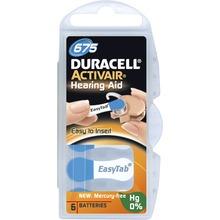 Duracell - BATTERI ACTIVAIR MF 675 6 ST 6-pack
