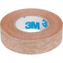 3M Micropore - brun häfta, 9,1 m x 12 mm, utan hållare, 1533-0 24 styck