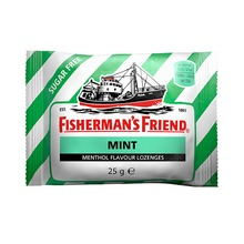 Fisherman´s Friend - Sockerfri Mint 25 g