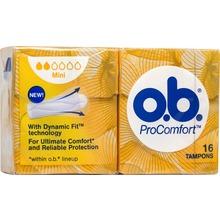 o.b. - Comfort Mini 16 st