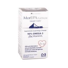 MorEPA MorEPA Platinum - 90% Omega-3 plus vitamin D3 60 kaps