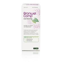 Bronwel Comp - Oral lösning 240 milliliter
